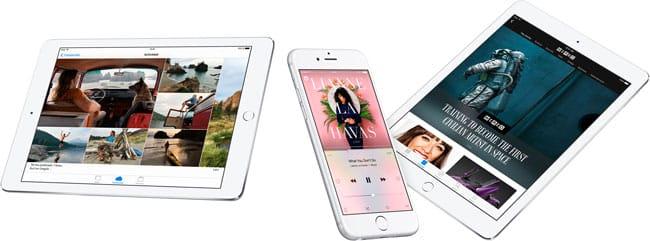 Novedades iOS 9