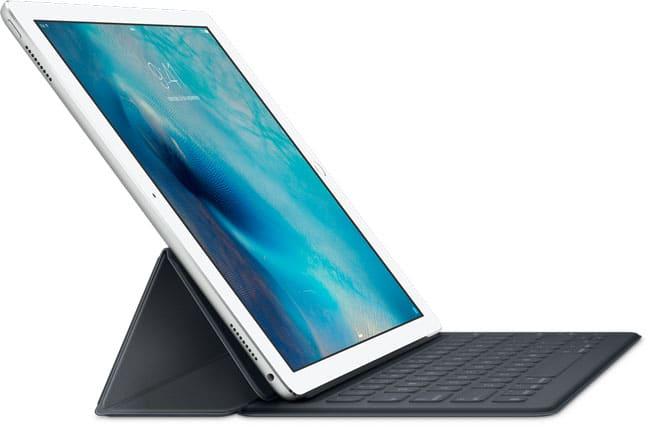 iPad Pro Blanco con teclado