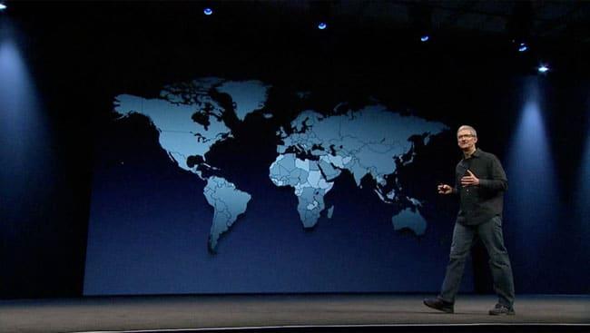 Presentación Apple