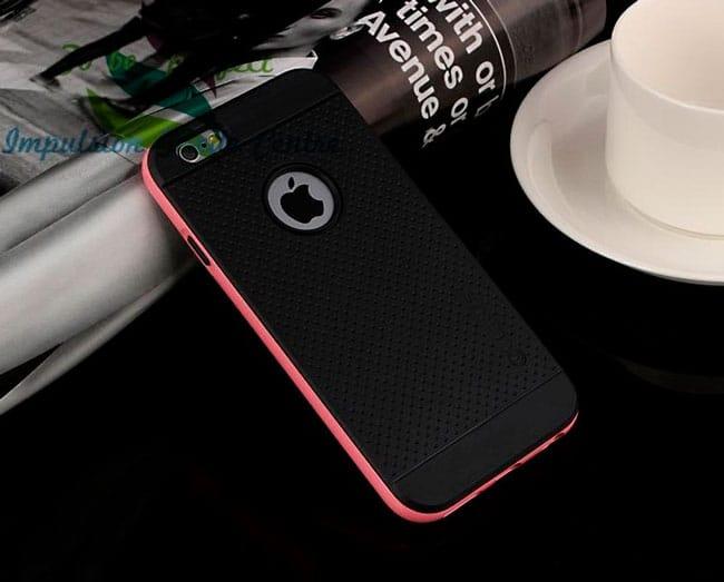 Funda de silicona para la parte trasera del iPhone 6s Plus