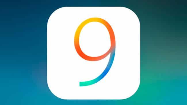 iOS 9 adopción