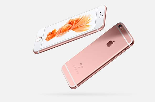 Disponibilidad iPhone 6s