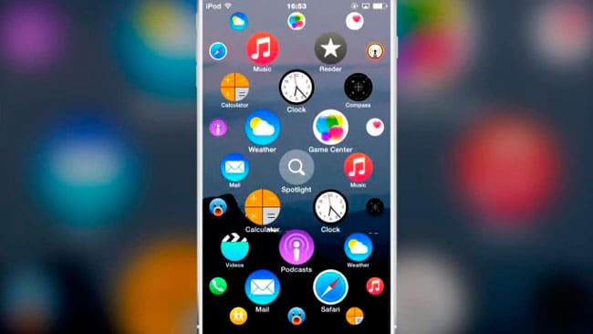 iPhone con Jailbreak de iOS 9