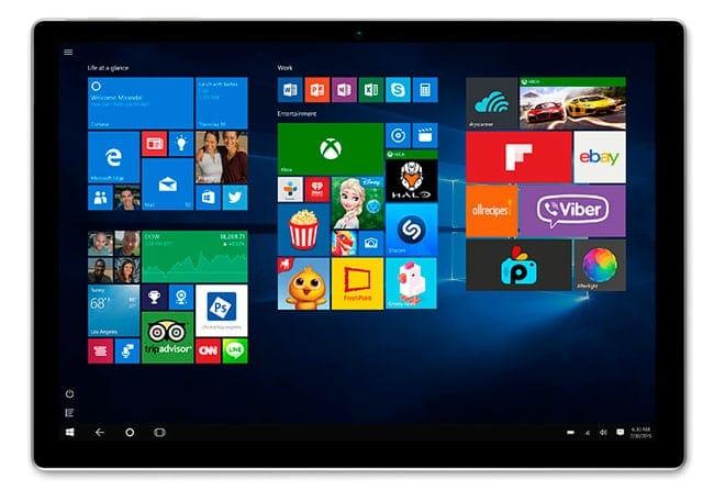 Surface Book de Microsoft