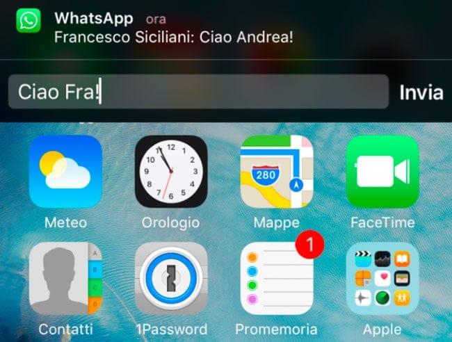 WhatsApp Incorporaría notificaciones rápidas en la próxima actualización
