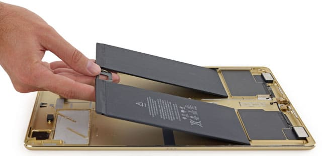 Batería iPad Pro