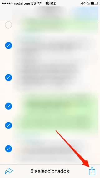 Botón compartir WhatsApp