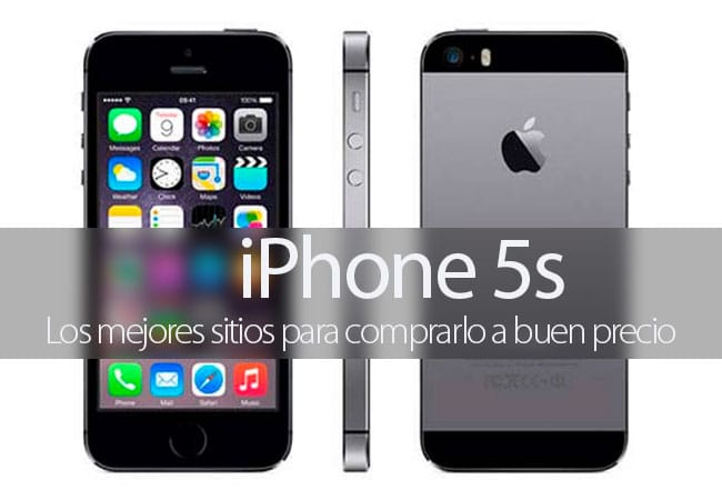 Comprar iPhone 5s