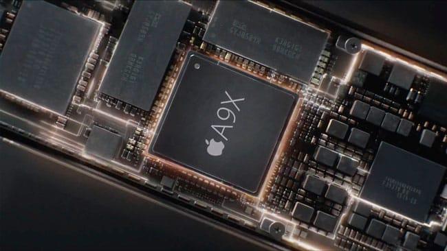 A9X, el chip del iPad Pro