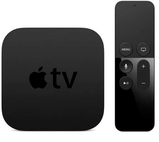 Apple TV de cuarta generación