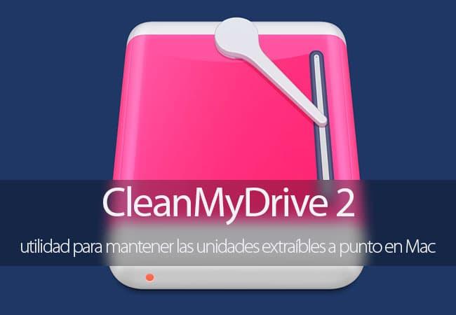 CleanMyDrive 2 de MacPaw