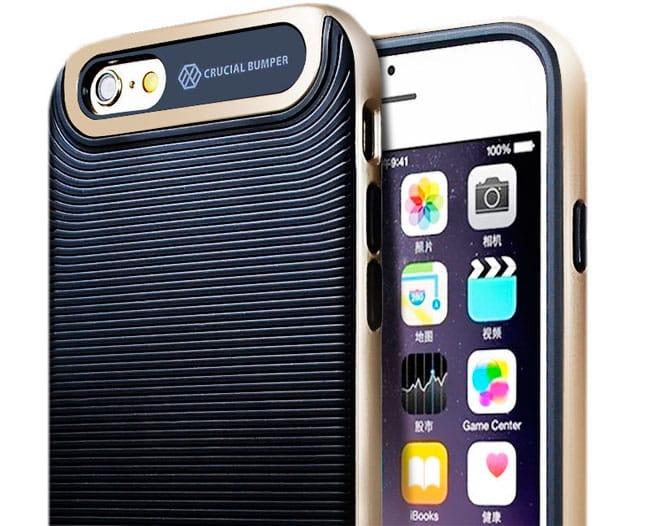 Verus Crucial Bumper para iPhone