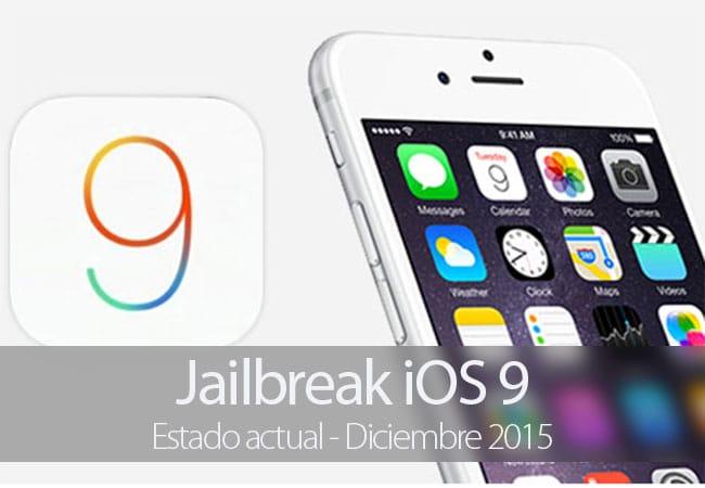 Estado actual del Jailbreak de iOS 9