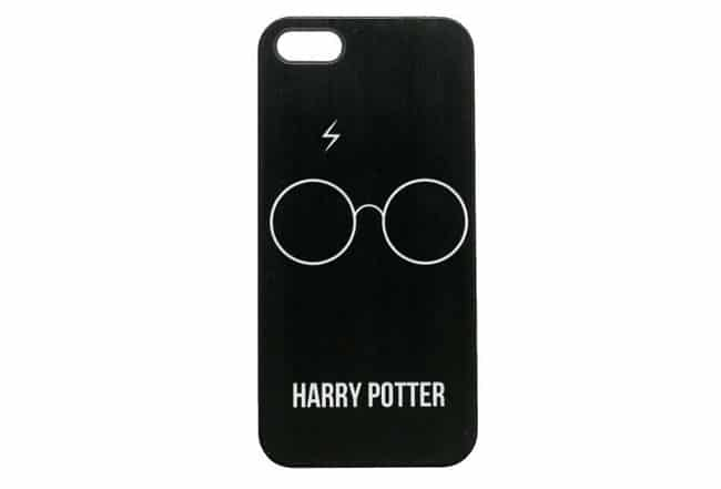 Funda Harry Potter para iPhone 5 y 5s