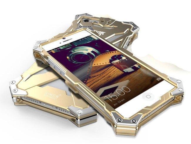 Carcasa resistente para iPhone 5 Thor
