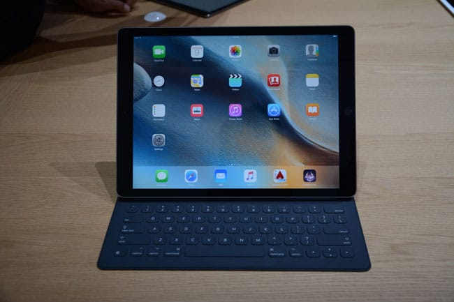 Conectividad iPad Pro