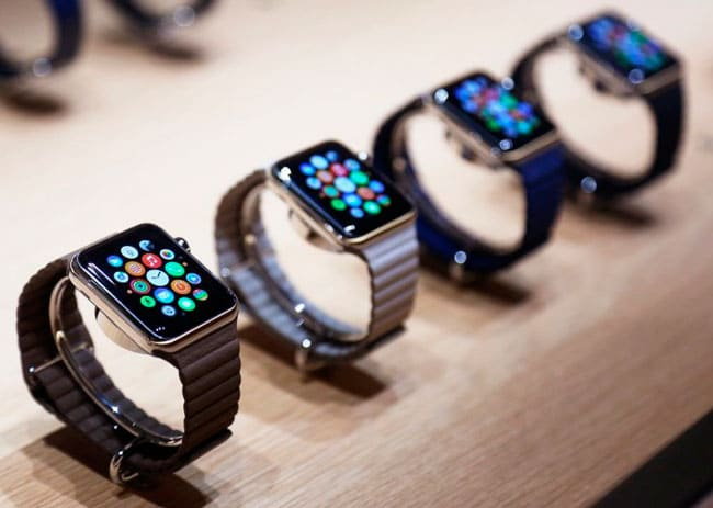 Ventas de Apple Watch