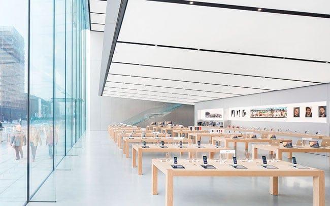 Reparación en Apple Store