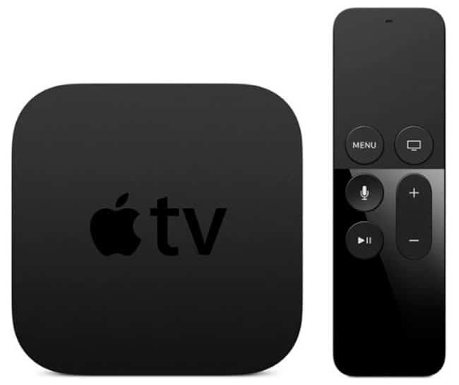 Cómo forzar el reinicio de un Apple TV desde el mando a distancia