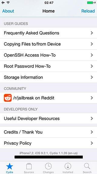 Consiguen el Jailbreak de iOS 9.2.1 en iPhone 6