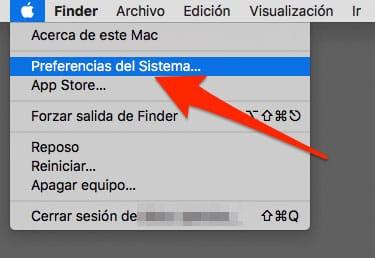 Preferencias del sistema OS X