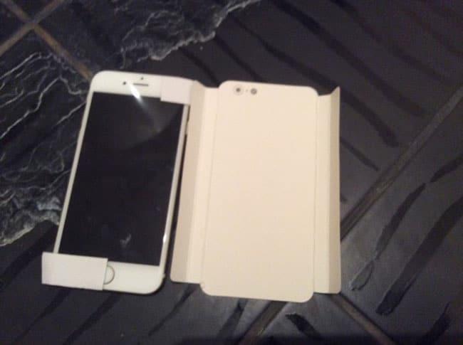 Filtración del supuesto nuevo iPhone 5se