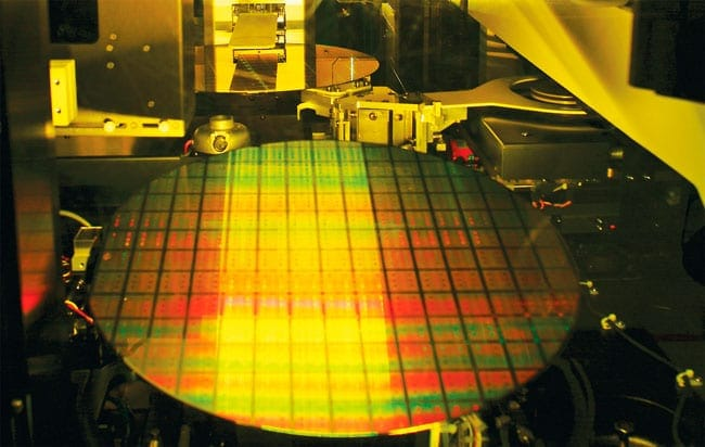 TSMC chips de 5 nm en 2020