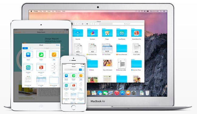 Apple actualización de sistemas operativos