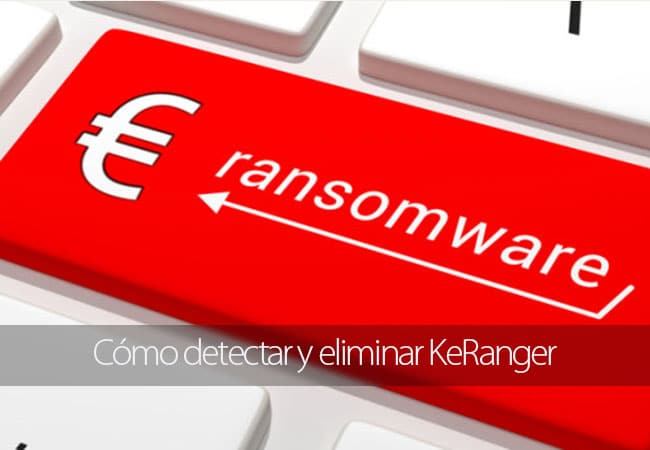 Cómo detectar y eliminar KeRanger para Mac
