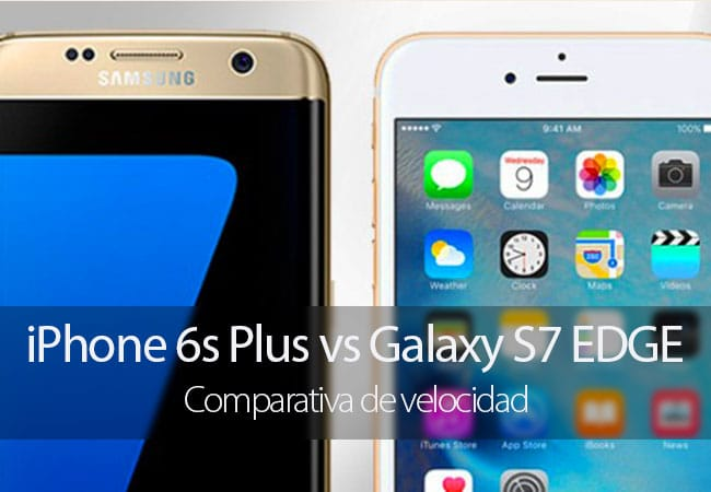 iPhone 6s Plus vs Galaxy S7 EDGE
