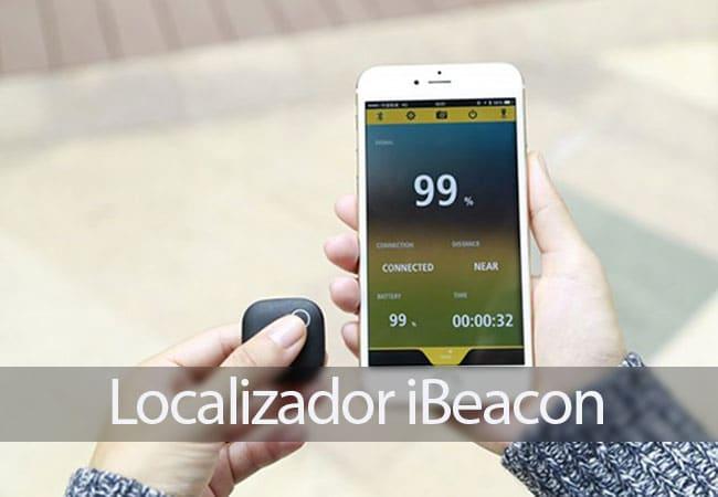 Localizador iBeacon para iPhone
