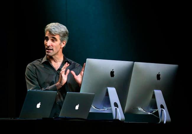 Presentación de Mac por parte de Apple