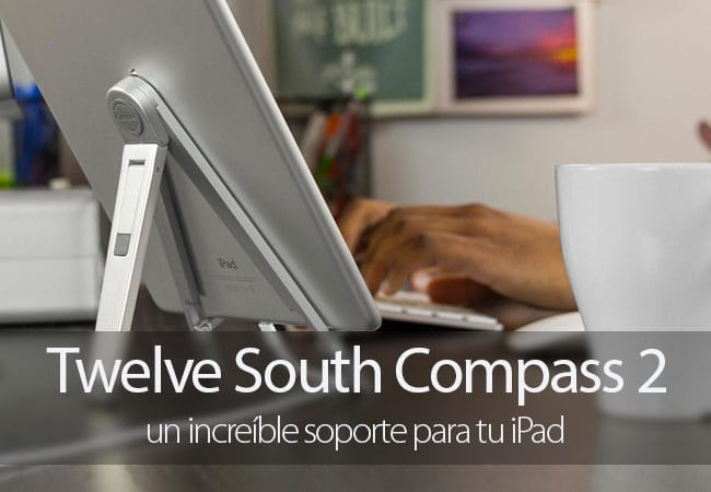 Twelve South Compass 2, dock para iPad