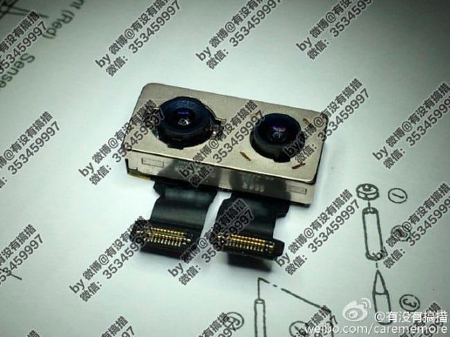 Cámara iPhone 7