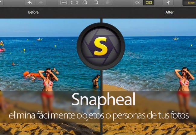 Snapheal para Mac