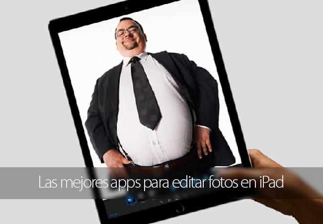 Las mejores apps para editar fotos en iPad