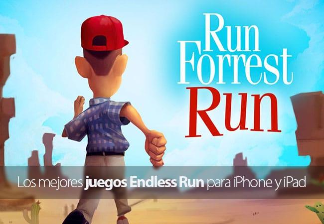 Juegos endless run para iPhone y iPad