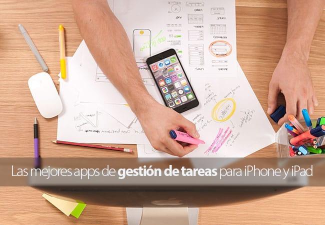 Las mejores apps de gestión de tareas para iPhone y iPad