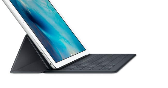 Teclado con Smart Connector para iPad Pro