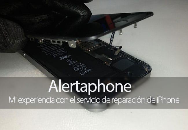 Mi experiencia reparando el conector de carga de un iPhone 5s con Alertaphone