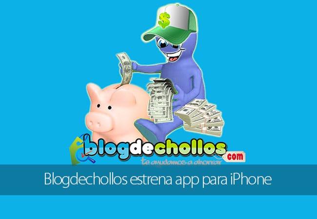 Blogdechollos estrena app para iPhone