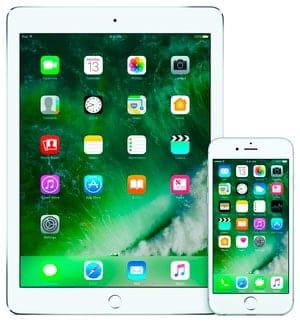iOS 10 en iPhone y iPad