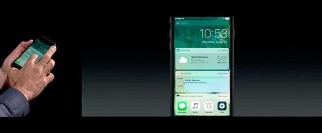 Nuevas notificaciones de iOS 10