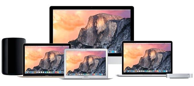 Ordenadores Mac