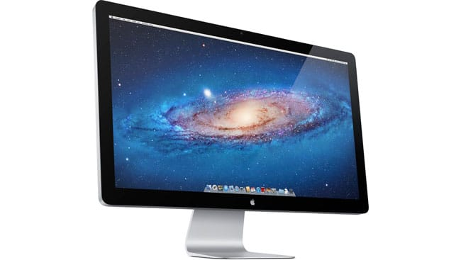Thunderbolt Display de Apple