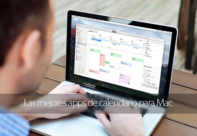 Las mejores apps de Calendario para Mac