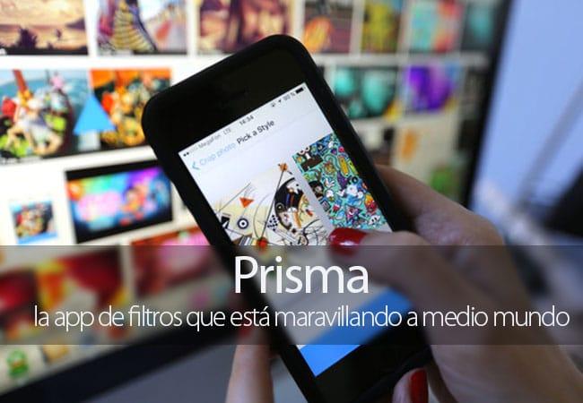 Prisma, la app de filtros que está maravillando a medio mundo