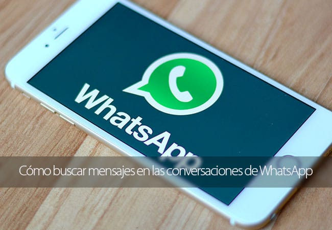 Buscar WhatsApp
