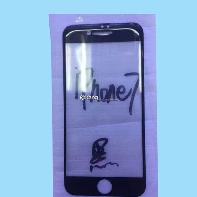 Frontal filtrado iPhone 7