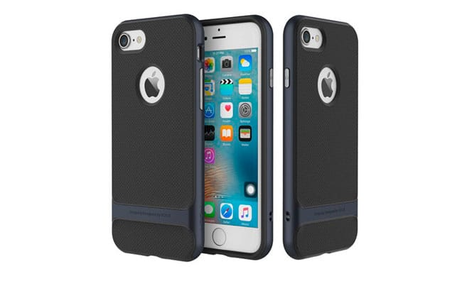 Funda de PC+TPU de la marca Rock para iPhone 7